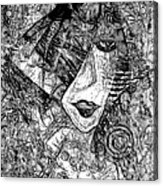 Women 0537 - Marucii Acrylic Print