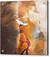 Women 398-08-13 Marucii Acrylic Print