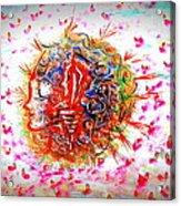 Women Empowerment Acrylic Print