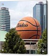 Women's Basketball Hall Of Fame Knoxville Tennessee Acrylic Print