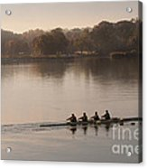 Women's Four On The Chester River Acrylic Print