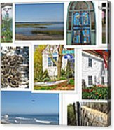 Wonderful Wellfleet Acrylic Print