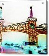 Wonderland For All Acrylic Print