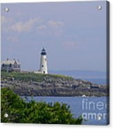 Wood Island Lighthouse Acrylic Print