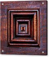 Wood Panel Acrylic Print