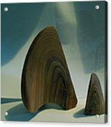 Wood Zen Harmony Acrylic Print
