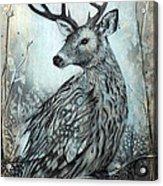 Woodland Fable Acrylic Print