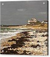 Woodneck Beach Acrylic Print