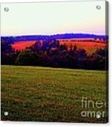 Woodstock - Farm - Yasgurs Acrylic Print