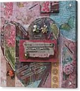 Works Of Heart Matrimony Acrylic Print