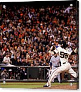World Series - Detroit Tigers V San Acrylic Print