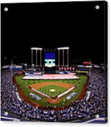 World Series - San Francisco Giants V Acrylic Print