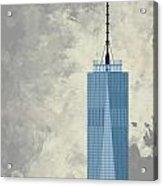 World Trade Center One Acrylic Print