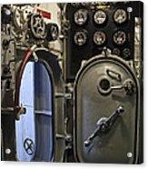 World War 2 Era Submarine Hatch - Pearl Harbor Acrylic Print