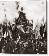World War I Monument Acrylic Print