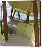 World War One Classic 1916 Sopwith Pup Biplane Acrylic Print