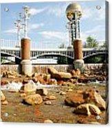 World's Fair Park Acrylic Print