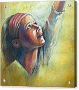Worship Acrylic Print