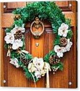 Wreath 27 Acrylic Print