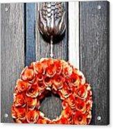 Wreath 31 Acrylic Print