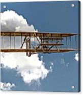 Wright Brothers First Flight Acrylic Print