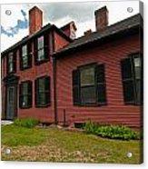 Wright's Tavern - Concord Acrylic Print