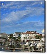 Wrightsville Beach - North Carolina Acrylic Print
