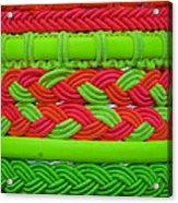 Wristbands Acrylic Print
