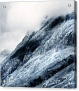 Wuthering Heights. Glencoe. Scotland Acrylic Print