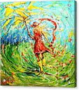 Wuthering Heights Acrylic Print