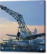 Ww II Sea Plane Acrylic Print