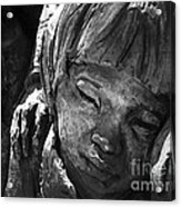 Ww2 Memorial To Japanese Held In Internment Camps Acrylic Print