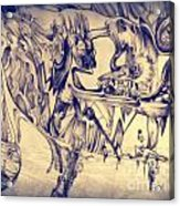 WW3 Acrylic Print