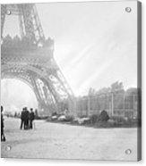 Wwi Eiffel Tower, C1914 Acrylic Print