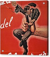 Wwii: Italian Poster, 1944 Acrylic Print by Granger
