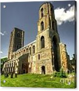 Wymondham Abbey  Acrylic Print