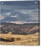 Wyoming Hills Acrylic Print