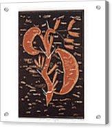 Xana Tcae-tcare Acrylic Print by J Tcega
