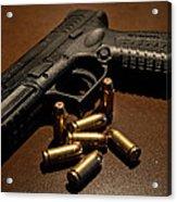 Springfield Armory Xdm-40 Acrylic Print