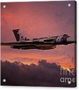 Xh558 Sunrise Acrylic Print