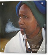 Xhosa Woman Acrylic Print