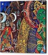 Xiangba - Tibet Acrylic Print