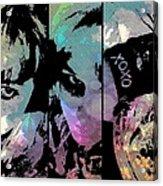 Xoxo Acrylic Print