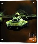 Y Wing Of Star Wars Acrylic Print by Micah May