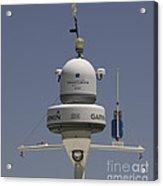 Yacht Radar Acrylic Print