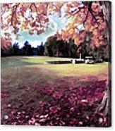 Yaddo Tree Acrylic Print