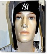 Yankee Fan Acrylic Print