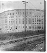 Yankee Stadium, 1923 Acrylic Print