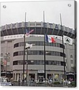Yankee Stadium 1976 - 2008 Acrylic Print