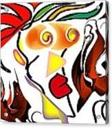 Yanomamo Acrylic Print